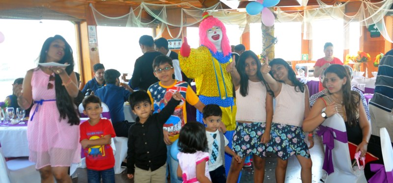 Birthday Party in Dubai - Dhow Cruise