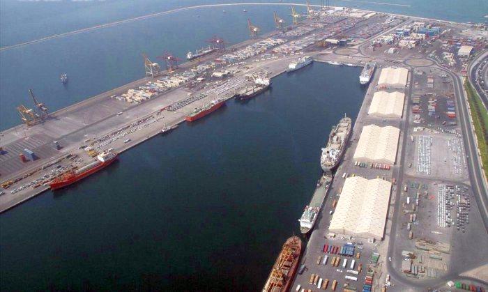 The Port Rashid in Dubai