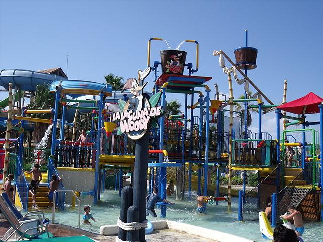 Laguna Waterpark in Dubai