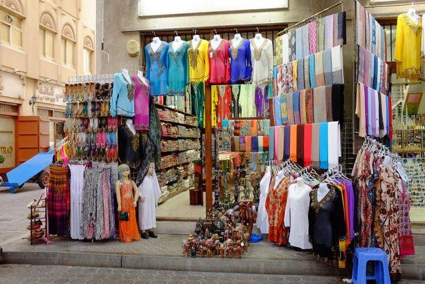 Dubai Meena Bazar Shop