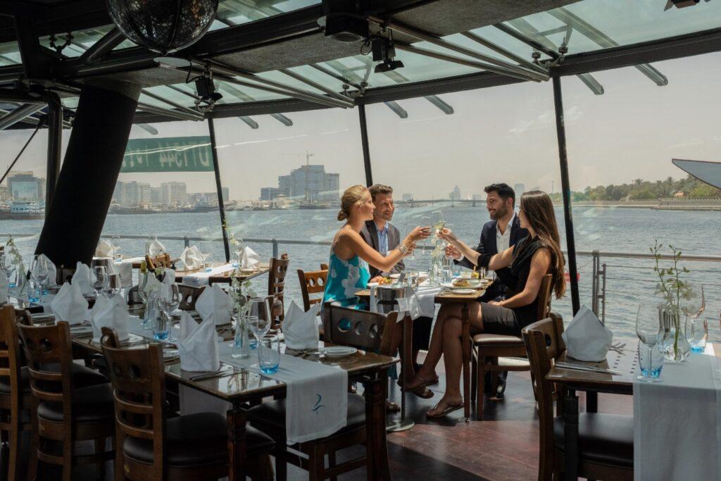 Cruise Dubai Marina
